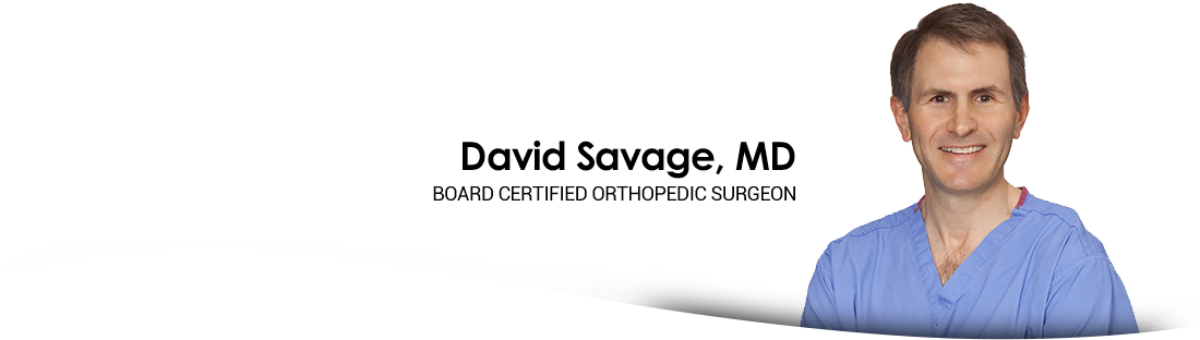 David Savage, MD - South Austin, Texas Orthopedics and Sports Medicine